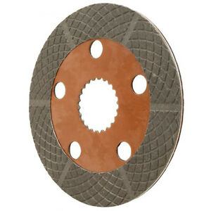 Lined Brake Disc fits Case-IH 353 453 533 553 643 683 fits New Holland 3010S