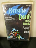 Batman a Death in the Family TPB (DC Comics 1989) BAGGED BOARDED~