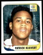 Merlin Euro 96 - Patrick Kluivert Netherlands No. 64