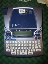 Label Maker Brother P-Touch PT-1800 tested working
