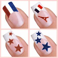 Adhesive Nail Art Stickers Set - France Collection (064,118,031,096)
