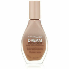 MAYBELLINE DREAM WONDER FLUID TOUCH FOUNDATION - HONEY BEIGE (90)