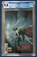 Thor #5 (2020) 1:25 Esad Ribic Variant 1st Appearance of Black Winter ~ CGC 9.8