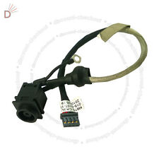 DC Power Port Jack Socket Connector And Cable Wire Sony Vaio PCG-71212M