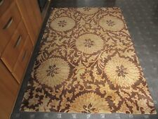 HAND-KNOTTED,  6' x 4', BRAND NEW, MODERN,  HEAVY,  LUXURY RUG...FREE DELIVERY.