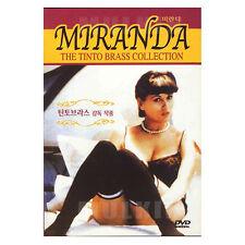 Miranda (1985) DVD - Tinto Brass, Serena Grandi (*New *Sealed *All Region)