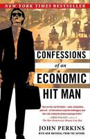 Confessions of an Economic Hit Man paperback book by John Perkins FREE SHIPPING