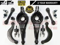 FORD FOCUS 2.5 ST REAR UPPER LOWER CURVED PAN TRAILING CONTROL ARMS LINKS BUSHES