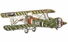 WW1 Sopwith Camel Biplane Royal Flying Corps Military Aircraft Badge