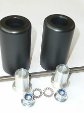 Ducati MONSTER 796 10-13 CRASH MUSHROOMS FRAME  SLIDERS BOBBINS BUNGS PROTECTORS