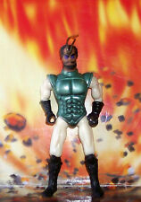 "SECTAURS: WARRIORS OF SYMBION 1985 SERIES MANTOR 7"" ACTION FIGURE COLECO"