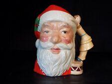 Royal Doulton 1981 Santa Clause (D6668) Toby Jug