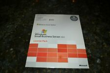 New Microsoft Small Business Server 2003 5 User CAL License Pack for PC #47