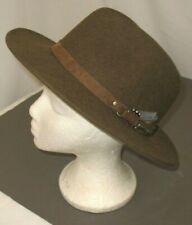 STETSON  Vitafelt  Hat - Green Felt - Attractive Item & Size M - Thames Hospice