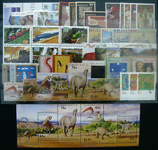 Full Year Collection of 1993 Australian Stamps