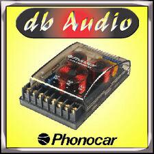 Phonocar 5/343 Coppia Crossover Filtri Xover a 3Vie 200W per Casse Altoparlanti