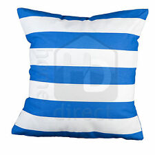 Bedroom Striped 100% Cotton Decorative Cushions