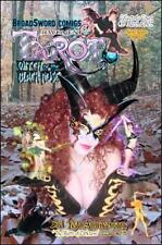 Tarot Witch of the Black Rose 19c photo cover Balent
