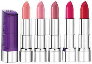 Rimmel Moisture Renew Lipstick - AMAZING SHADES - NEW + FREE P&P