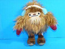 Quatchi Plush Vancouver Canada 2010 Mascot Toy Winter Olympics Official Prod.