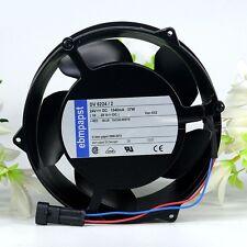 Ebm-papst DV6224/2 24V 37W ABB Inverter fan