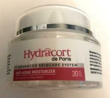 HYDRACORT Cream Anti-Aging Moisturizer - Hydracort de Paris - FREE SHIP - 1oz