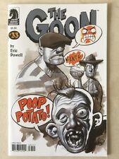 Dark Horse Comics, The Goon Issue 33, 2009, Eric Powell.