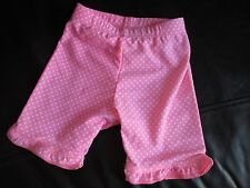 Girls swimwear bikini bottoms uv protection age 3-4 years
