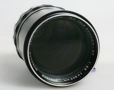 200MM 3.5 MINOLTA MD GREAT FOR MICRO 4/3 CAMERAS