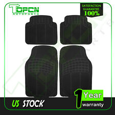 New All Weather Rubber Black For Aston Martin SUV Floor Mat Black Heavy Duty