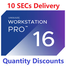 🔥 New VMware Workstation Pro 16 Genuine LifeTime License 🔥 Fast Delivery 🔥