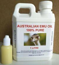 PURE AUSTRALIAN EMU OIL, *CHEAPEST* FREE SHIPPING, Anti-inflammatory anti-ageing