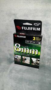 FUJIFILM 8mm 120 min Blank Video High Quality Cassettes Tapes 2-Pack  FUJI