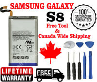For Samsung Galaxy S8 Battery 3000mAh EB-BG950ABE G950W with Free Tools