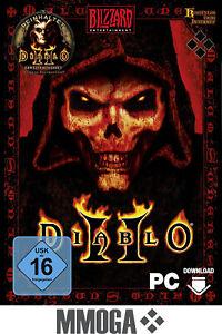 Diablo 2 II Key - PC Battle.net Spiel Download Code RPG USK 16 [DE/Global]