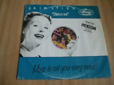 "ANIMOTION - OBSESSION (MERCURY 12"") NON DIE CUT SLEEVE"