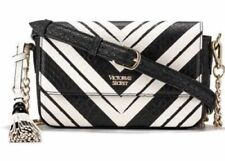 NWT Victoria's Secret Wicked Downtown Crossbody - Black/White