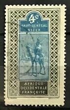 Upper Senegal & Niger #20 Used Camel Rider
