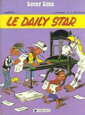 LUCKY LUKE Le Daily Star EO 1984 Comme neuf