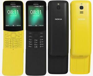 Nokia 8110 4G (TA-1059) 512MB/4GB Factory Unlocked GSM International Version