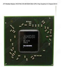 ATI Mobility Radeon HD 6750 216-0810005 gráficos GPU de chips BGA IC Chipset 2014+