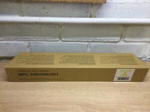 Toner for RICOH MPC300 MPC400 MPC401 MP C300 MP C400  Yellow