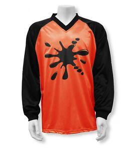 Splatt Soccer Goalie Jersey by Code Four Athletics