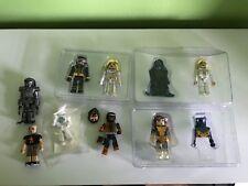 Marvel Minimates Lot of 10 X-Men Cloak and Dagger Zombie Luke Cage