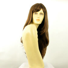 length wig for women chocolate copper wick clear ref 627c betty PERUK