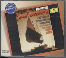 D.Grammorphon 289 449 753-2 Claudio Abbado Giuseppe Verdi Simon Boccanegra 1977