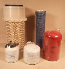 Bobcat Filter Kit T140 T180 T190 Skid Steer Oil Fuel Diesel Air (2)