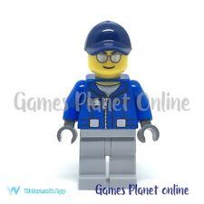 Pilot City LEGO Building Toys