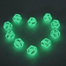 1pcs 12 Sides Lover's Dice - Adult Sex Games - Glow In The Dark Bedroom Fun