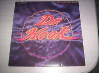 """DR HOOK   """"PLAYERS IN THE DARK""""      LP    1982"""